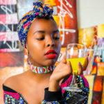 Kobieta Afryka
