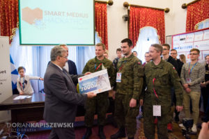 Smart Medius Hackathon 2018 Rzeszów