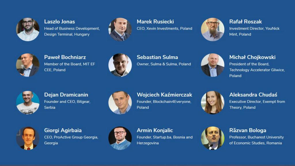 Economic Accelerator speakers